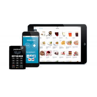 Payleven smart kaart lezer: Chip and PIN - Zwart