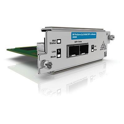 Hewlett Packard Enterprise HP 2-port 10GbE SFP+ al Module - 100% New Retail ! - Lifetime .....