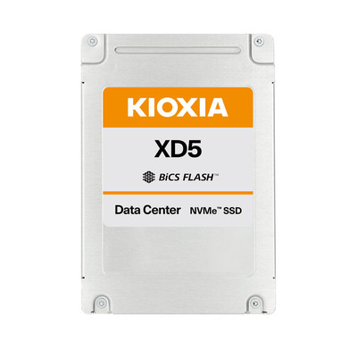 "Kioxia XD5 960GB 2,5"" Data Center SSD"