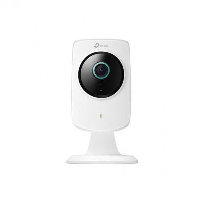 TP-LINK HD Day/Night Wi-Fi Camera (NC260) Beveiligingscamera - Wit