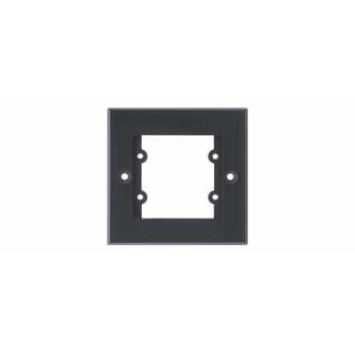 Kramer Electronics FRAME-1G - Zwart
