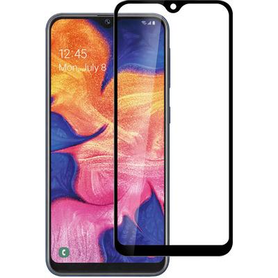 ESTUFF Samsung Galaxy A10e Screen protector - Zwart,Transparant
