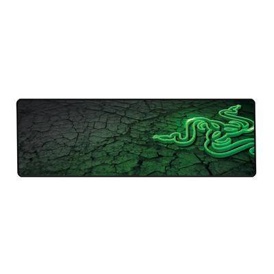 Razer Goliathus Control Muismat - Zwart, Groen