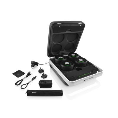 Sennheiser TC-W Set Case EU Bluetooth conference speakers - Zwart
