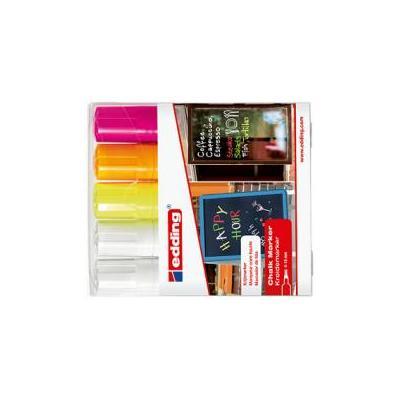 Edding markeerstift: 490 - Multi kleuren