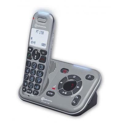 Amplicom PowerTel 1780 Dect telefoon - Grijs