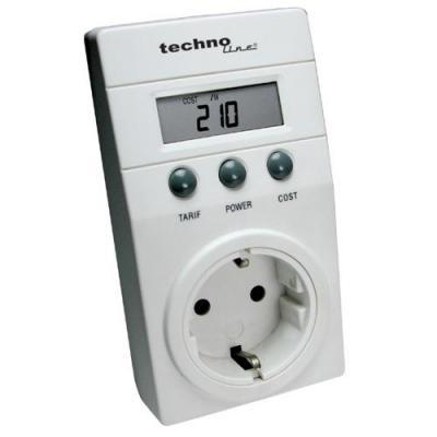 Technoline energiekosten meter: Cost Control, Energy cost measuring instrument