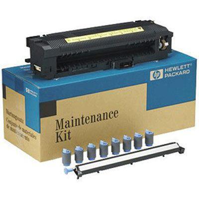 Hp printerkit: 220-volt Maintenance Kit - Zwart, Multi kleuren