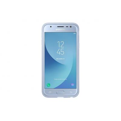 Samsung mobile phone case: Jelly cover Galaxy J3 (2017), Blue - Blauw