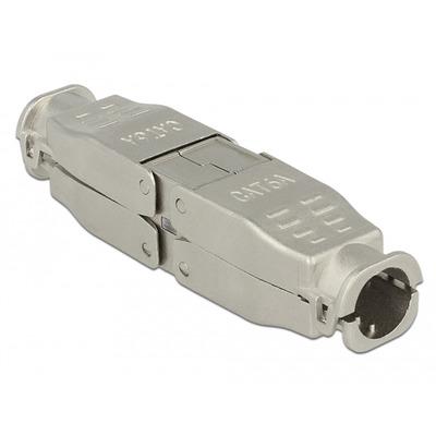 DeLOCK 86429 Kabel connector - Zilver