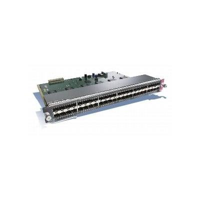 Cisco netwerk switch module: Catalyst 4500 Fast Ethernet Switching Module, 48-Port, 100BASE-X (SFP), Spare