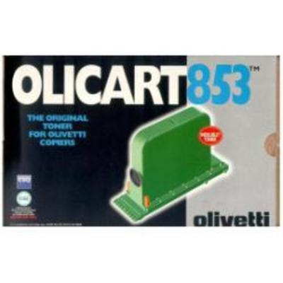 Olivetti Olicart 853 Toner - Zwart