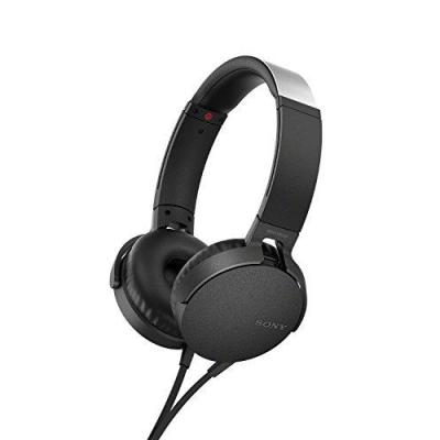 Sony MDRXB550APB headset