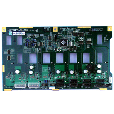 Supermicro CSE-SAS-743TQ Interfaceadapter - Groen