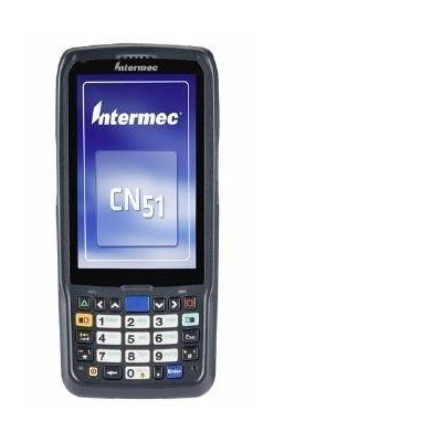 Intermec PDA: CN51 - Zwart, numeric