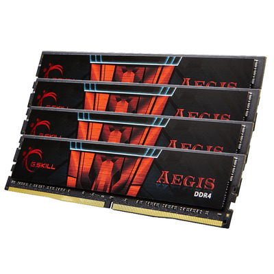 G.Skill F4-2400C15Q-64GIS RAM-geheugen