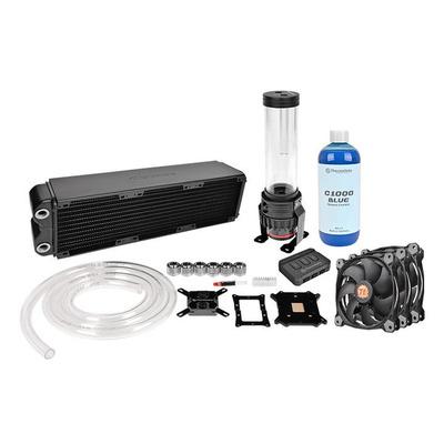 Thermaltake Pacific RL360 water & freon koeling