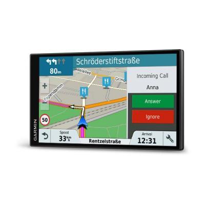 Garmin navigatie: DriveSmart 61 LMT-D - Zwart
