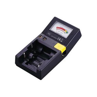 Hq tester: Batterijtester, Zwart