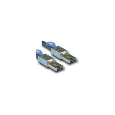 Microconnect kabel: SFF8088/SFF8088-150, miniSAS 26p - miniSAS 26p, 1.5m - Zilver
