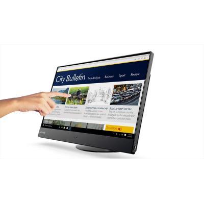Lenovo all-in-one pc: V510Z - Zwart, Grijs