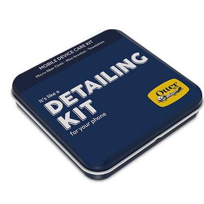 OtterBox Device Care Kit Detail Kit, Detailing Kit Reinigingskit
