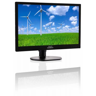 Philips monitor: Brilliance LCD-monitor met LED-achtergrondverlichting 241S6QYMB/00 - Zwart (Refurbished LG)