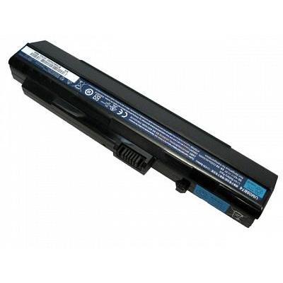 Acer batterij: BT.00607.041 - Zwart