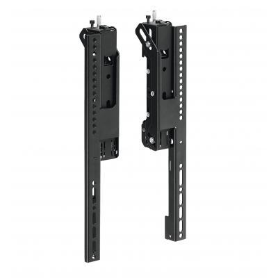 Vogel's PFS 3504 3D instelbare display strips, 482 mm Montagekit - Zwart