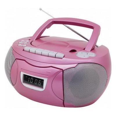 Soundmaster CD-radio: SCD5750 - Roze