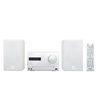 Pioneer home stereo set: X-CM35 - Wit