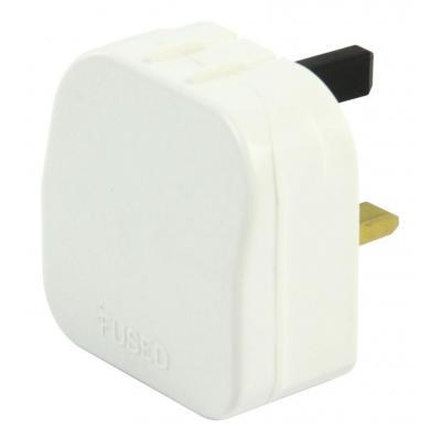 Valueline UK-PLUG2 stekker-adapter