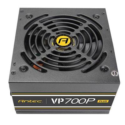 Antec VP700P Plus EC Power supply unit - Zwart