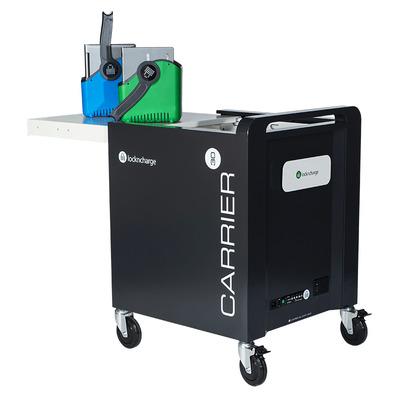 Lockncharge Carrier 30 Portable device management carts & cabinet - Zwart