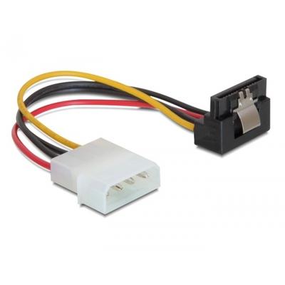 DeLOCK SATA HDD Cable Electriciteitssnoer - Multi kleuren