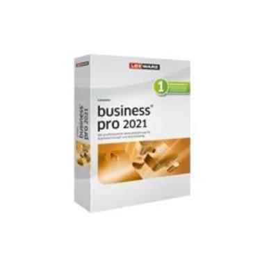 Lexware business pro 2021 Financiele analyse-software