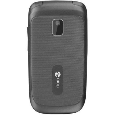 Doro mobiele telefoon: PhoneEasy 612 - Zwart