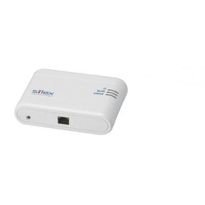 Silex wifi-versterker: Wireless Bridge, 802.11 a/b/g/n, 2.4/5 GHz, 10/100/1000Base-T, WEP/WPA-PSK/ WPA2-PSK