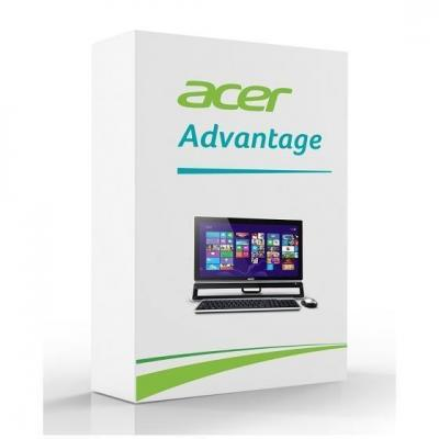 Acer garantie: Advantage warranty extension to 4 years onsite (nbd) for All In One Desktops + 1 year McAfee Internet .....