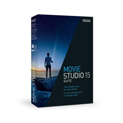 Magix VEGAS Movie Studio 15 Suite grafische software
