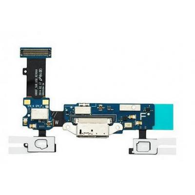 Samsung mobile phone spare part: SM-G900F Galaxy S5, Micro USB Connector / Microfone Flex-Cable
