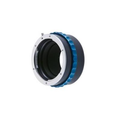 Novoflex Adaptor Nikon Objektiv f. Sony Lens adapter - Zwart, Blauw, Zilver