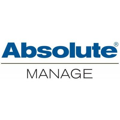 Lenovo systeembeheer tools: Absolute Manage, 1Y Mnt, 1-2499u