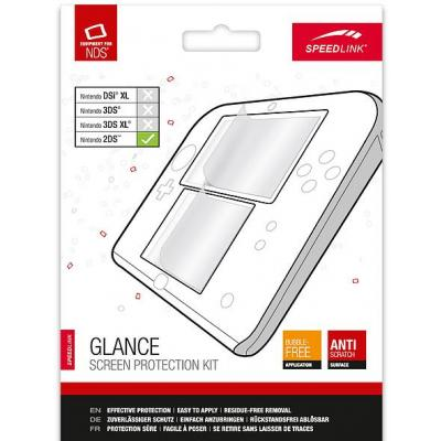 Speed-link screen protector: SL-5101 - Transparant