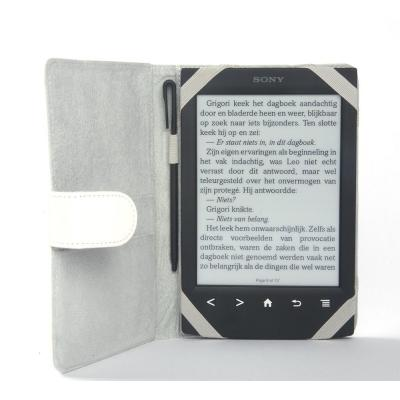 Odyssey Cover wit, Sony PRS-T1/Sony PRS-T2 E-book reader case