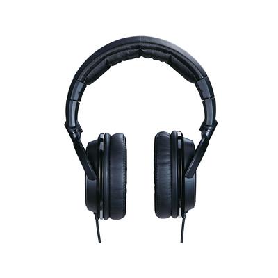 Lasmex ø 50mm, 64Ω, 8Hz - 30KHz, 93±3dB, 388g Headset - Zwart