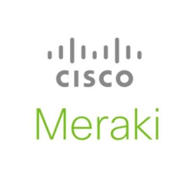 Cisco software licentie: Meraki Advanced Security License and Support 1 Years for MX84