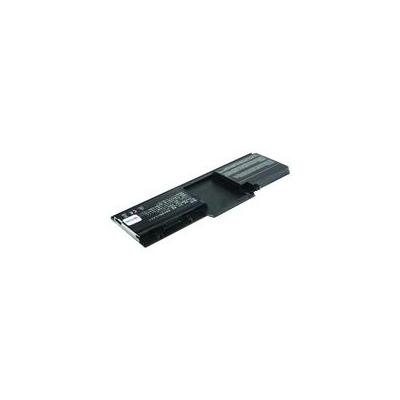 2-power batterij: Interne batterij - Zwart