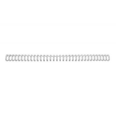 Gbc inbinder: WireBind Draadruggen Zilver 11mm (100)