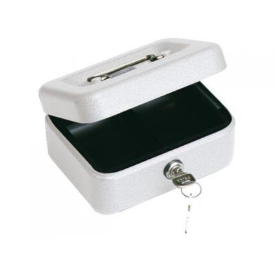 Beaumont geldkist: Cashbox 41 white - Wit